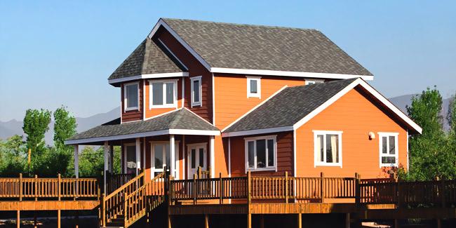天谱安装配式住宅厂家浅谈钢结构住宅的发展前景