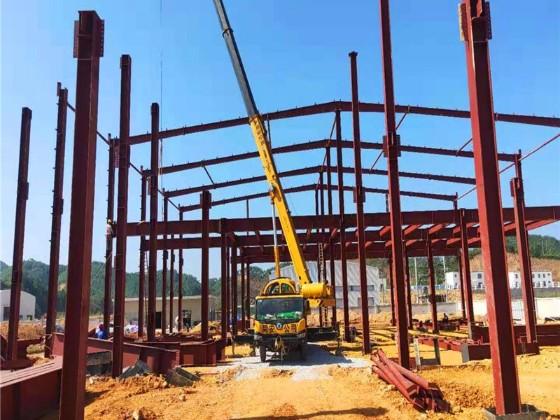 钢结构厂房多少钱一平方